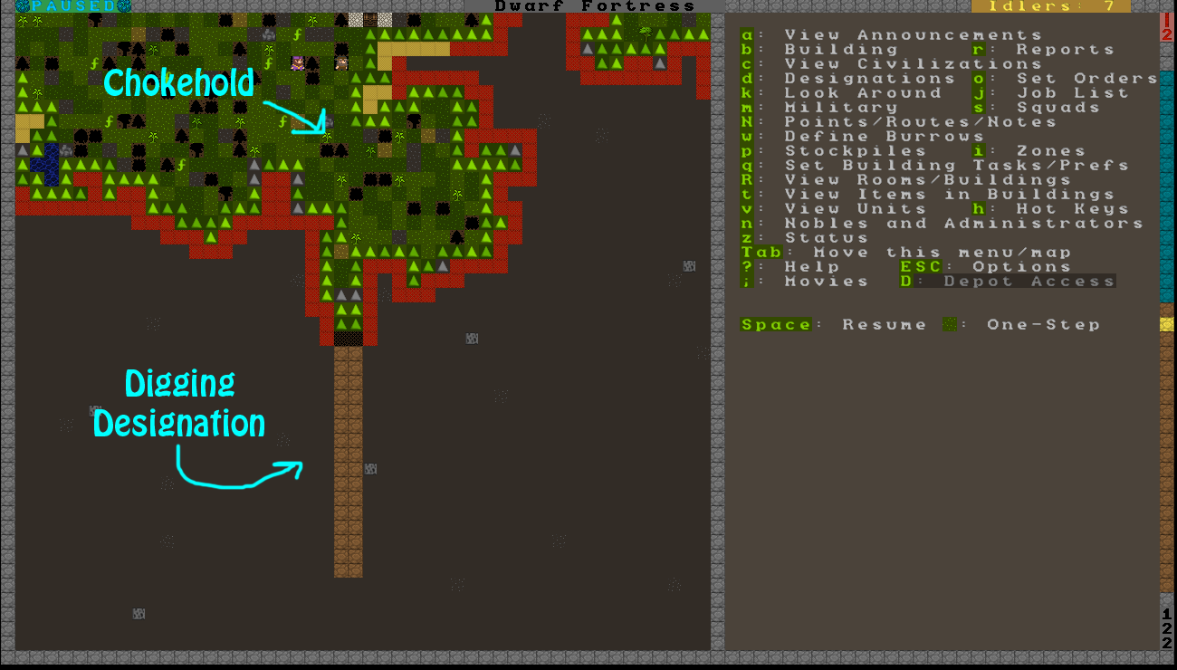 5.0 - Rooms and Buildings | I Play Dwarf Fortress - (And ...